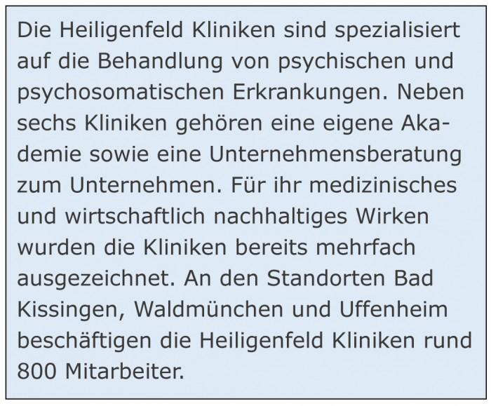 Heiligenfeld Kliniken